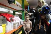 Более 97 миллионов рублей собрала Церковь в помощь мирным жителям Украины