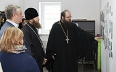 На подворье Новоспасского ставропигиального монастыря открылся Центр помощи женщинам, оказавшимся в трудной жизненной ситуации