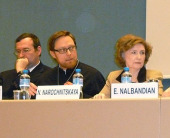 Выступление заместителя председателя ОВЦС архимандрита Филарета (Булекова) на конференции ИППО на полях 28 сессии Совета по правам человека ООН