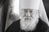 Патриаршее соболезнование в связи с кончиной митрополита Петрозаводского и Карельского Мануила