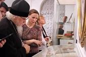 В столичном Музее современной истории России открылась выставка, посвященная основательнице Марфо-Мариинской обители