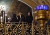 Патриаршее служение в Неделю 2-ю Великого поста в Покровском ставропигиальном монастыре. Хиротония архимандрита Иоанна (Мошнегуцу) во епископа Сорокского
