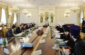 Состоялось шестое заседание Координационного комитета по поощрению социальных, образовательных, культурных и иных инициатив под эгидой Русской Православной Церкви