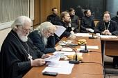 В Москве прошел очередной семинар по вопросам пастырского служения