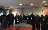 В Мадриде состоялось заседание Ассамблеи православных епископов Испании и Португалии