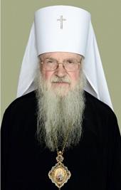 Евлогий, митрополит Владимирский и Суздальский (Смирнов Юрий Васильевич)