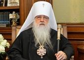В Минске прошли торжества по случаю 80-летия со дня рождения митрополита Филарета, почетного Патриаршего экзарха всея Беларуси