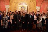 Председатель Издательского Совета Русской Православной Церкви возглавил церемонию награждения лауреатов конкурса «Лето Господне»