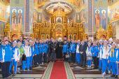 Митрополит Ханты-Мансийский Павел совершил молебен для участников XVIII зимних Сурдлимпийских игр
