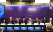 Председатель Синодального отдела по благотворительности выступил на пресс-конференции, посвященной масштабной акции «Дети вне политики»