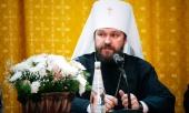 Выступление митрополита Волоколамского Илариона на встрече с преподавателями и студентами Казанской духовной семинарии