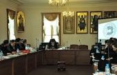 Председатель Синодального отдела по благотворительности встретился со слушателями курсов повышения квалификации для новопоставленных архиереев