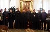 Координационное совещание по вопросам молодежного церковного служения прошло в Костроме