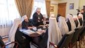 Синод Украинской Православной Церкви считает полезным дальнейшее сотрудничество со Всемирным советом церквей