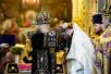 Патриаршее служение в Великий Четверг в Храме Христа Спасителя
