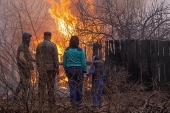 Синодальный отдел по благотворительности начал сбор средств для пострадавших от пожаров в Хакасии и Забайкалье