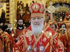 В праздник иконы Божией Матери «Живоносный Источник» Предстоятель Русской Церкви совершил Литургию в Троице-Сергиевой лавре