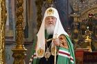 Слово Святейшего Патриарха Кирилла в праздник иконы Божией Матери «Живоносный Источник» после Литургии в Троице-Сергиевой лавре