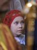 Патриаршее служение в Неделю 2-ю по Пасхе во Введенской церкви на Рязанском проспекте в Москве