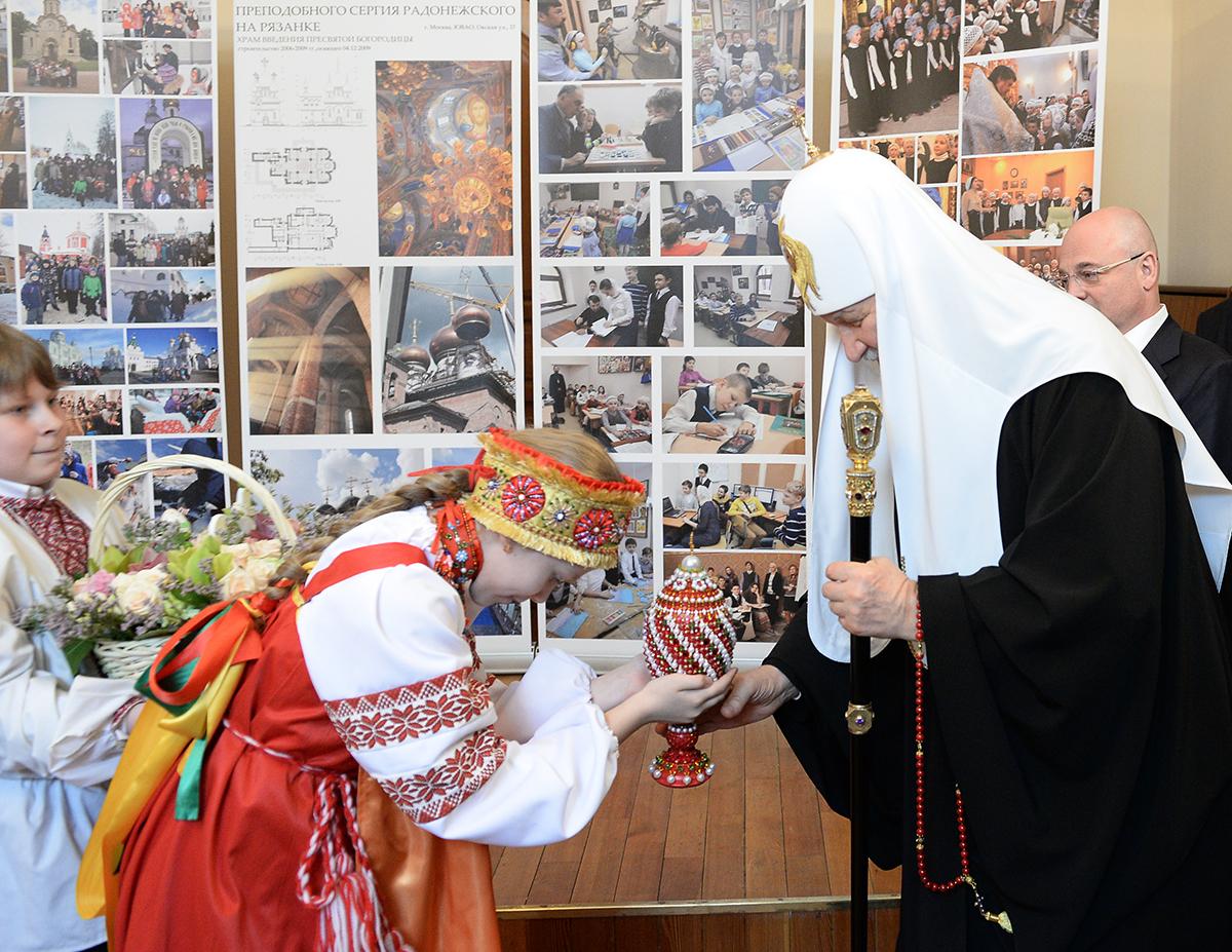 Храм сергия радонежского на рязанке 23 фотография