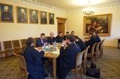 Состоялось заседание Коллегии Отдела внешних церковных связей