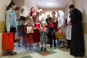 В рамках акции «Дари радость на Пасху» службой помощи «Милосердие» собраны средства на 23 тысячи подарков для нуждающихся