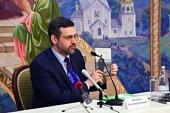 Книга Святейшего Патриарха Кирилла «Свобода и ответственность» представлена белгородским журналистам