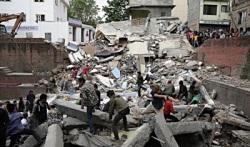 Святейший Патриарх Кирилл выразил соболезнования в связи с землетрясением в Непале