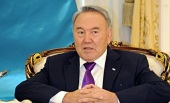 Поздравление Святейшего Патриарха Кирилла Н.А. Назарбаеву с победой на выборах Президента Республики Казахстан