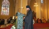 Представитель Московского Патриархата принял участие в памятных мероприятиях Армянской Католической Церкви в связи с сотой годовщиной геноцида армян