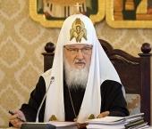 Святейший Патриарх Кирилл призвал задуматься об усилении позиций Церкви в социальных сетях