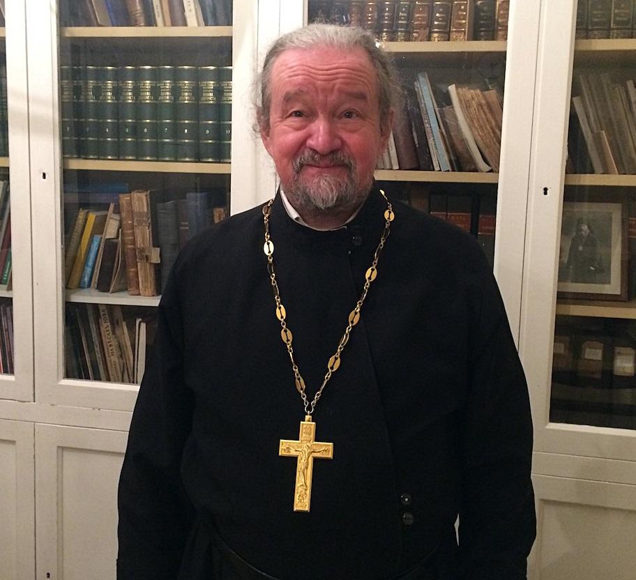 иерей Николай Никишин