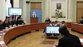 Выступление Святейшего Патриарха Кирилла в Дипломатической академии МИД России