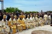 Блаженнейший митрополит Киевский и всея Украины Онуфрий принял участие в торжествах по случаю 1150-летия Крещения Болгарии