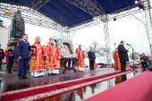 В Ростов-на-Дону принесен точный список Донской иконы Божией Матери