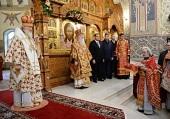 Проповедь Святейшего Патриарха Кирилла по окончании Литургии на Бутовском полигоне