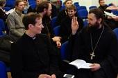 В Томске завершился первый этап курсов по русскому жестовому языку для священнослужителей