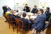 В Синодальном комитете по взаимодействию с казачеством состоялось заседание рабочей группы по созданию Концепции духовного окормления и поддержки казачества