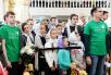 Патриарший визит в Симбирскую митрополию. Освящение Вознесенского кафедрального собора в Ульяновске. Хиротония архимандрита Сергия (Зятькова) во епископа Вяземского и Гагаринского