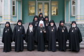 В Алма-Ате состоялось очередное заседание Синода Казахстанского митрополичьего округа