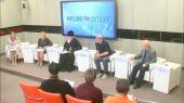 В пресс-центре МИА «Россия сегодня» прошла пресс-конференция, посвященная пятилетию Патриаршей литературной премии и предстоящей церемонии награждения лауреатов этого года