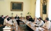 Состоялось заседание редакционного совета по изданию собрания сочинений протоиерея Александра Меня