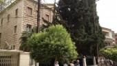 Российские парламентарии и общественные деятели, доставившие в Сирию гуманитарную помощь, молились в храме Представительства Русской Православной Церкви в Дамаске