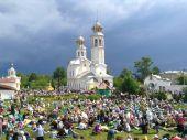 На Вятской земле проходит всероссийский Великорецкий крестный ход