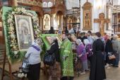 Более 20 тысяч верующих поклонились мощам равноапостольного князя Владимира в Воронежской митрополии