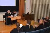 Состоялось второе заседание комиссии Межсоборного присутствия по вопросам организации церковной миссии