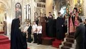 Делегация Московского Патриархата приняла участие в торжествах по случаю тезоименитства Предстоятеля Константинопольской Православной Церкви