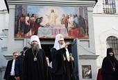 Слово Святейшего Патриарха Кирилла после Литургии в день 25-летия канонизации святого праведного Иоанна Кронштадтского