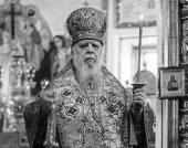 Послание Святейшего Патриарха Кирилла участникам погребения Преосвященного митрополита Николая (Шкрумко)