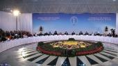 Приветствие Предстоятеля Русской Церкви участникам V Съезда лидеров мировых и традиционных религий в Астане